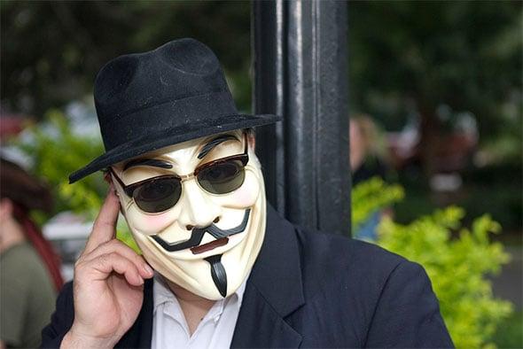 Anonymous Spy