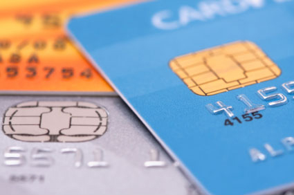 cards with EMV chip