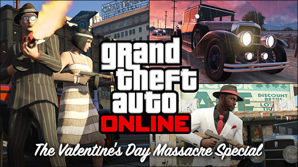 GTA V-Day Massacre