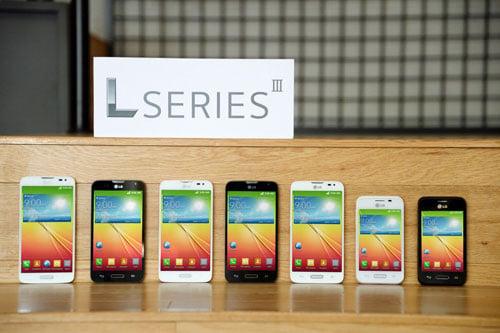 LG L Series Smartphones