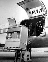 5MB Storage Array - IBM circa 1956