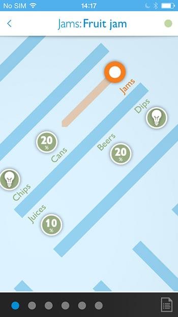 Philips intelligent lighting app