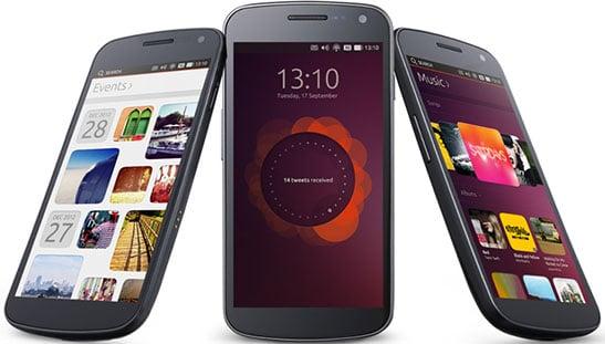 Canonical Ubuntu smartphones
