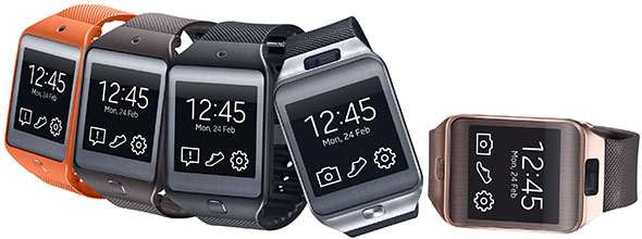 Gear 2 Smartwatches