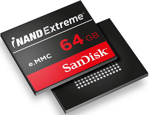 SanDisk iNAND Extreme