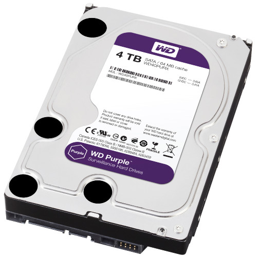 WD Purple Surveillance