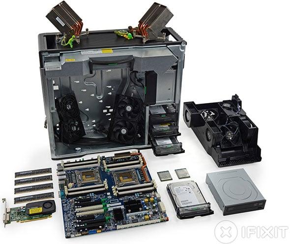 HP Z820 Parts