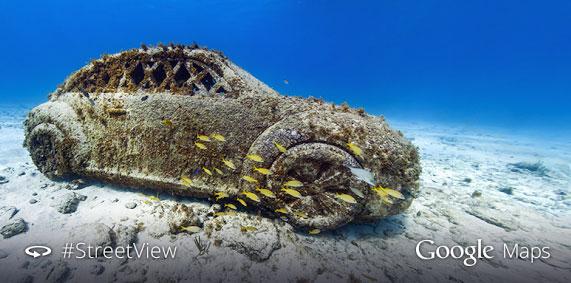Underwater Musuem