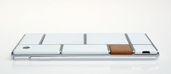 Project Ara prototype back