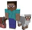 Warner Bros. Movie asegura los derechos para 'Minecraft' Big Screen Blockbuster