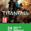 Microsoft Starts Selling Titanfall-Branded Two-Year Xbox Live Subscriptions for $100