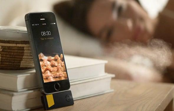 Oscar Mayer bacon alarm clock