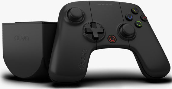 New Ouya console