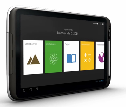 Intel Education Amplify Tablet