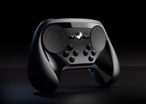 new Steam controller