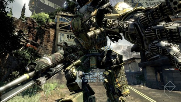 Head-To-Head Battle Confirms Titanfall Is Best Played On PC