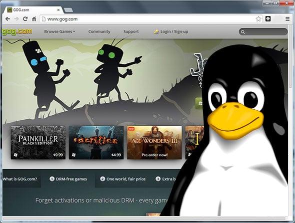 GOG Linux