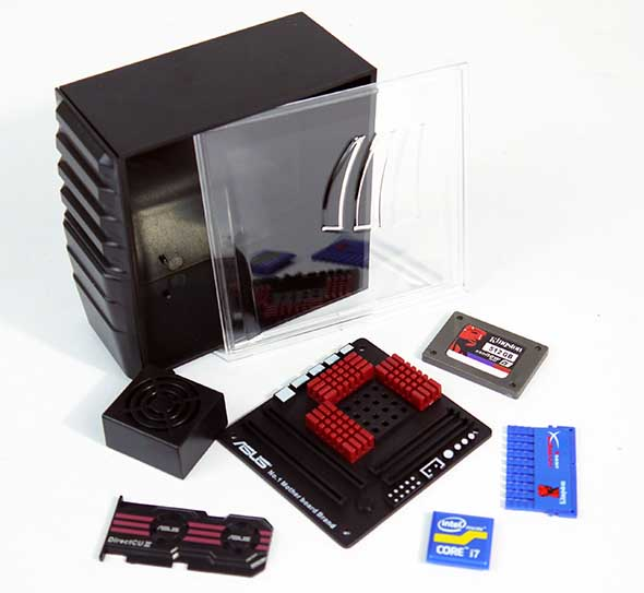 ASUS toy PC