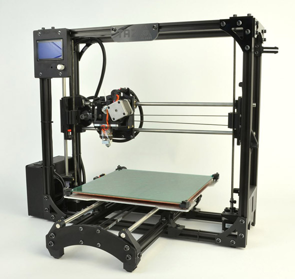 LulzBot Taz 3D printer