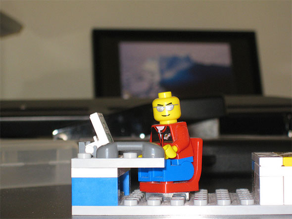 Lego IT Guy