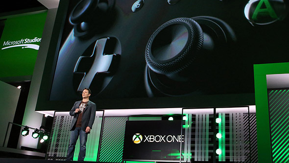Microsoft Xbox Phil Spencer