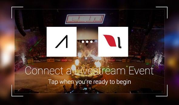 Livestream Google Glass
