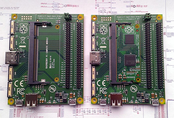 Raspberry Pi I/O Board