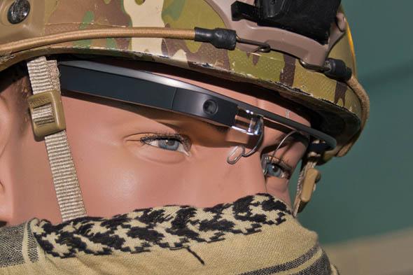 USAF Google Glass