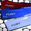 Kingston's HyperX FURY Memory Lets You Color Coordinate Your Setup