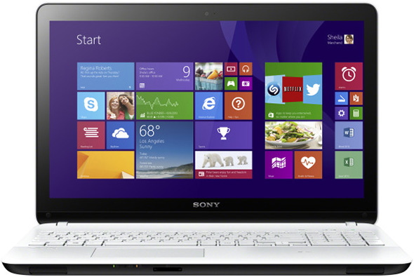 Sony Vaio Fit