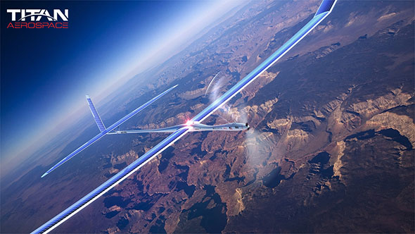 Titan Aerospace Solara
