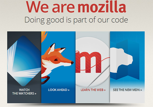 Mozilla Good