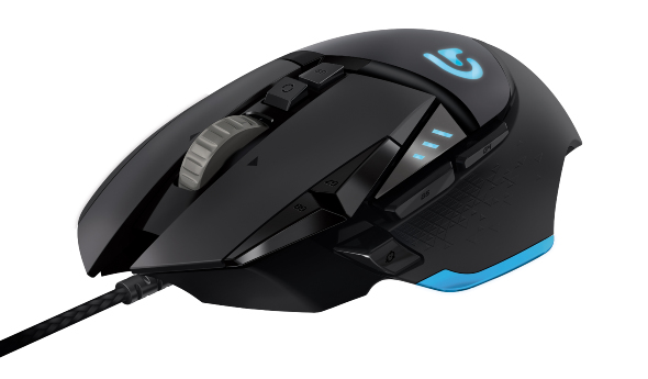 Logitech Proteus Core gaming mouse