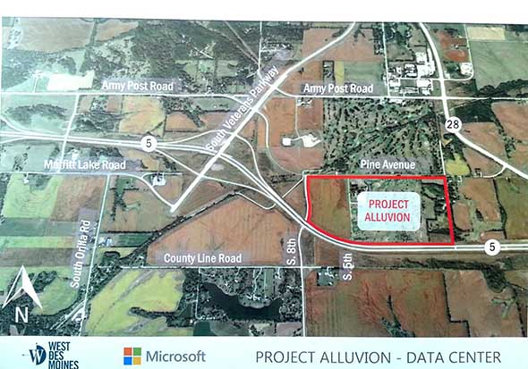 Microsoft Project Alluvion