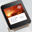 LG G Watch 'Powered By Android Wear' Announced, Dust And Water Resistant, Always On Display