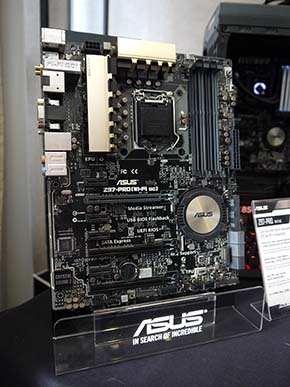 ASUS Previews Full Spate Of Z97 Motherboards   HotHardware