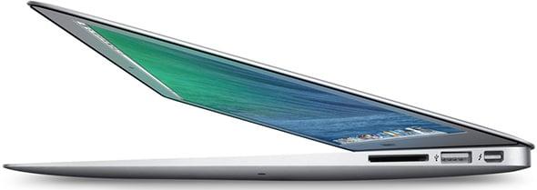 MacBook Air Side