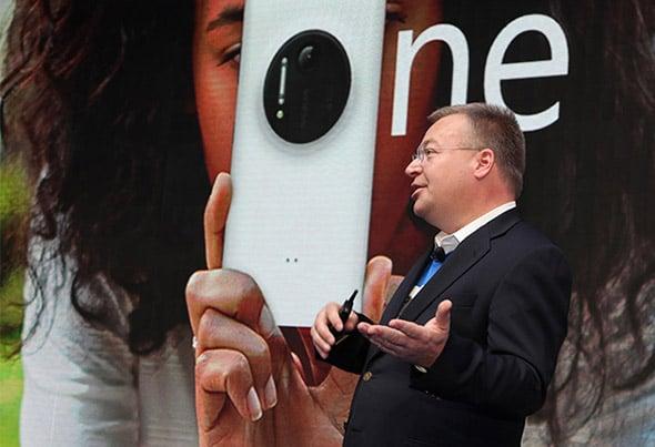 Stephen Elop Q&A