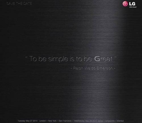 LG Invite
