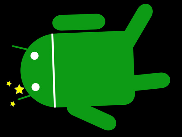 Android Sick