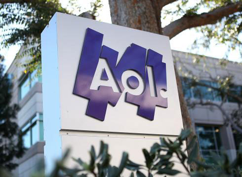 AOL sign