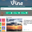 Vine Video Sharing Service Revamps Desktop Portal, Comparison To YouTube Unavoidable