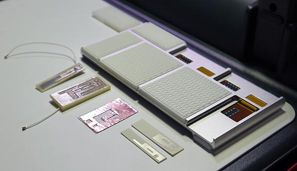 X5 Systems antennas for Project Ara