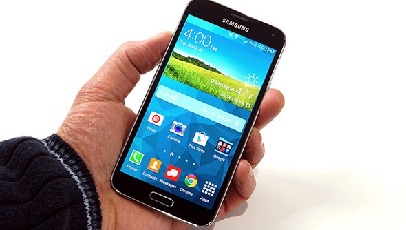 Samsung Galaxy S5 Android Superphone Review