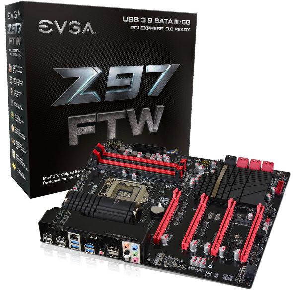 EVGA Z97 FTW