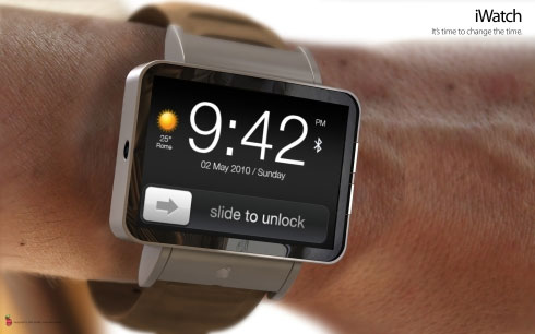 iWatch design