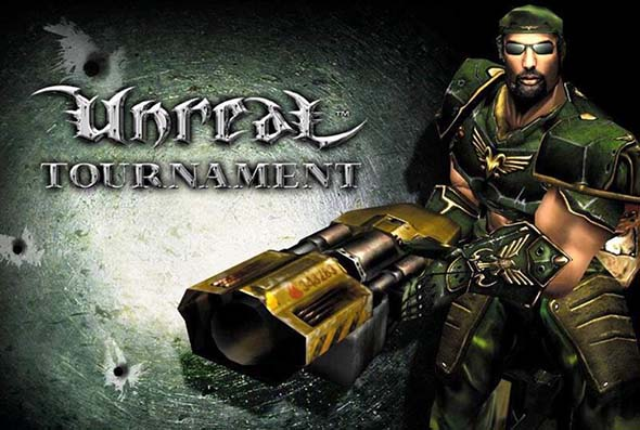Epic Unreal Tournament 4