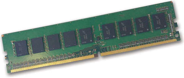 Micron DDR4 module