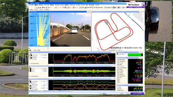Intel ZMP self-driving-car