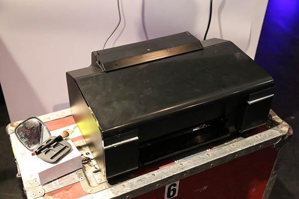 Mink 3d Printer